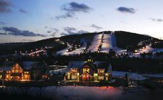 New Luxury Ski-In Ski-Out Residence Club Opens in Deep Creek Lake, Maryland, www.creeksideclub.com