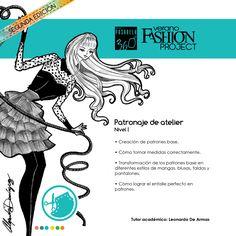 #Taller de verano: #Patronaje de #Atelier - #VFP2013