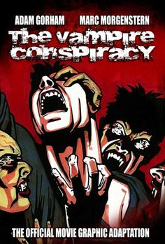 Cover of the Graphic Novel - Art by Adam Gorham Comic Books Art, Comic Art, Book Art, Graphic Novel Art, Last Game, Conspiracy, Comic Strips, Blood, Novels