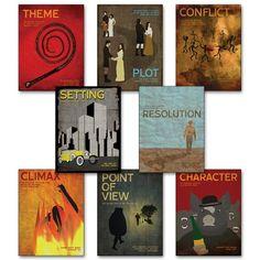 Elements of a Novel Mini Educational Poster Series. Eco-F... https://www.amazon.com/dp/B00ODDH878/ref=cm_sw_r_pi_dp_x_R8IOxbKBC7Q8S