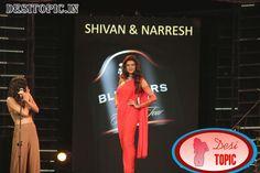 Hot Actress Sushmita Sen Blenders Pride Fashion Tour