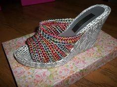 3132092947 Crochet Boot Cuffs, Crochet Boots, Crochet Shoes Pattern, Shoe Pattern, Shoe Boots, Shoes Sandals, Spring Boots, Crochet Sandals, Knit Shoes