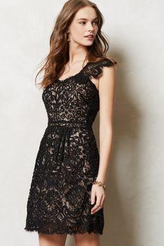 Vestido de fiesta en negro