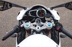 Красивые автомобили мира : Triumph Daytona 675R ABS 2015