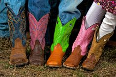 AbileneTexan Photo of the Day: Colorful Boots by Shawn Miller