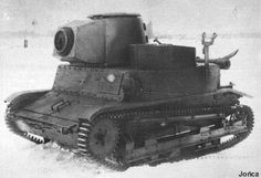 TKW - polish prototype of light tank based on tankette chassis. Ww2 Pictures, Historical Pictures, Army Vehicles, Armored Vehicles, Armoured Personnel Carrier, Military Armor, Armored Fighting Vehicle, Military Equipment, German Army