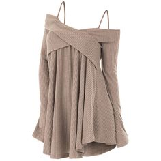Dropshipping Women's Clothing, wir versenden für Sie | Chinabrands.com Fall Sweaters, Long Sweaters, Sweaters For Women, Cheap Sweaters, Oversized Sweaters, Tunic Sweater, Long Sleeve Sweater, Gray Sweater, Ribbed Sweater
