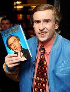 Alan Partridge doesn't he look like Steve Coogan