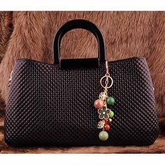 Womens red leather shoulder bag $139.00