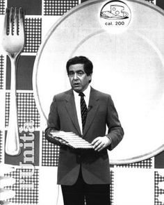 IL PRANZO è SERVITO di CORRADO – Prima Edizione – (1982/1990) Corrado