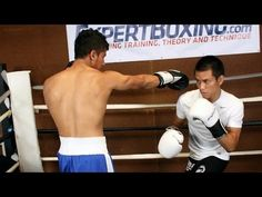 How to Slip Punches Johnny Nguyen | ExpertBoxing.com #boxing