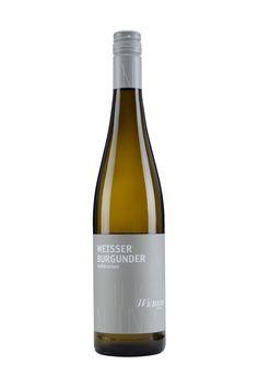 Weingut Weber   Ettenheimer Kaiserberg    WEISSER BURGUNDER SE halbtrocken »ENTZÜCKENDE AROMENVIELFALT« Am Gaumen präsentieren sich herrliche Aromen mit frischer Mineralität und verschiedenen Gewürzen wie Pfeffer und Muskat. Das Bukett ist erfüllt von Grapefruit und zerriebenem Gras, sowie Apfel und Hyazinthe – eine herrliche Vielfalt. 7,50 € #Weingut #Weber #Wein #Weißburgunder #halbtrocken #Qualitätswein #Design #Architektur #Packaging