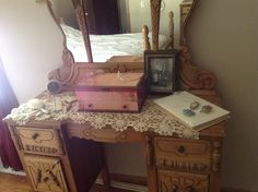 One of my favorite pieces of furniture <3