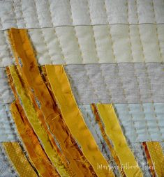Maryline Collioud-Robert, Quelques Herbes, art quilt