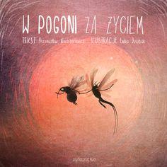 """13 surykatek: ,,W pogoni za życiem"""", ilustracje Emilia Dziubak"""