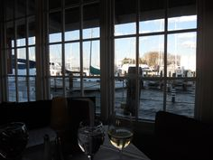 Chart House Restaurant Annapolis, MD  Always a winner with out of town guests!