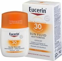 EUCERIN Sun Fluid LSF 30 - ALTE VERSION Glycerin, Face Lotion, Sun Protection, Personal Care, Bottle, Eucerin Sun, Body Products, Products