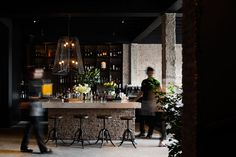 'Sala Rattanakosin' eatery bar + guest rooms in Bangkok by Thai architectiure and interior design firm - Onion.