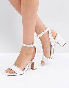 f7267e6d804 Get this Coco Wren s heeled sandals now! Click for more details. Worldwide  shipping.