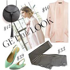 Get the Look: Weekend Style Under $150 by robanav on Polyvore featuring мода, Elliatt, Topshop, Seychelles, Nuevo and GetTheLook