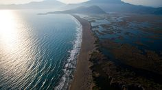 Good evening from #Iztuzu Turtle Beach, #Dalyan, #Mugla, #Turkey
