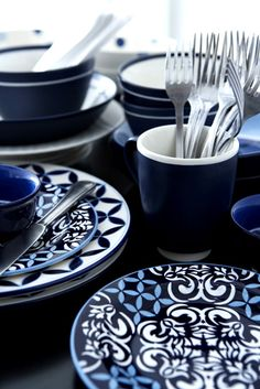Beautiful dishes!