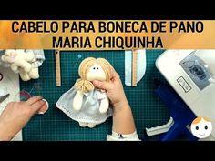 COMO FAZER FUXICO: FLOR E FOLHAS #3 DE 4   COSTURA INICIANTE   DRICA TV - YouTube