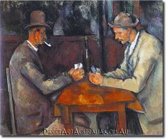 Commission your favorite Paul Cezanne oil paintings from thousands of available paintings. All Paul Cezanne paintings are hand painted and include a money-back guarantee. Claude Monet, Most Expensive Painting, Expensive Art, Paul Gauguin, Paul Cezanne Paintings, Oil Paintings, Cezanne Art, Painting Prints, Art Prints
