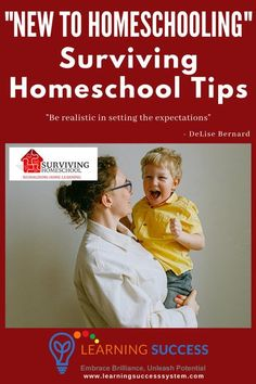 """Be realistic in setting the expectations."" - DeLise Bernard Home Learning, Learning Activities, Homeschooling Resources, Motivation For Kids, Homework Motivation, Mother Teach, School Closures, Helping Children, Inspiration For Kids"