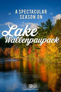 Peep the leaves, grab some lunch, and take a scenic boat ride on Lake Wallenpaupack this autumn season.