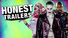 'Suicide Squad' Honest Trailer Is a Serious Ass-Whooping