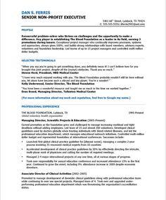 18 Non Profit Resume Samples Ideas Free Resume Samples Resume Free Resume