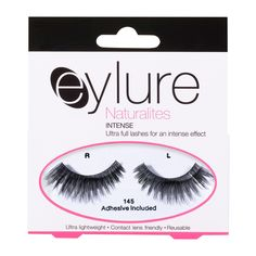 e708399107b Eylure Exaggerate No. 145 Lashes. Eylure Naturalite Strip ...