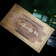#Ticket #Platform9.3/4