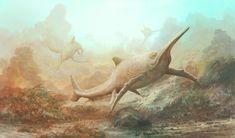 Alien Worlds, Prehistoric Creatures, Free Prints, Reptiles, Whale, Extinct, Dinosaurs, Posts, Content