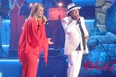 al bano and romina power in concert in Moscow 2014
