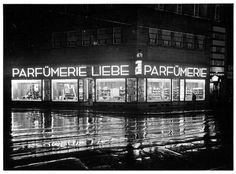 HANNOVER INNENSTADT Parfümerie Liebe  hier in einer Aufnahme aus den 30er Jahren