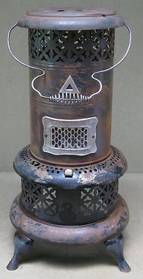 Vintage Perfection 550 Kerosene Heater Shell Body Part Only $24.99
