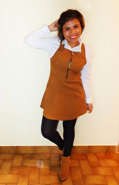 PINAFORE TWO WAYS | Crazy Little thing called STYLE