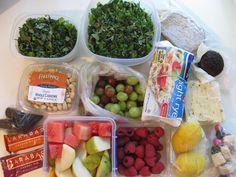 The Herbangardener » Our Airplane Food