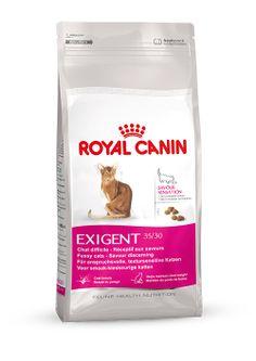 EXIGENT 35/30 Savour Sensation - Für #anspruchsvolle, textursensitive #Katzen ab 12 Monaten.   Die #Katze beurteilt die #Größe und die #Textur der #Nahrung. Natürlich spielt auch der #Geschmack eine Rolle, jedoch ist der #Geschmacksinn der Katze nur gering ausgeprägt. http://www.royal-canin.de/katze/produkte/im-fachhandel/nahrung-nach-mass/1-bis-7-jahre/exigent-3530/eigenschaften/