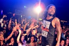 OH THAT'S GRACIE show pics: Wale at Limelight!! I wrangled my way from the pit to the stage
