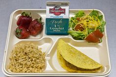 Do-it-yourself lunches for kids  would also be good for teaching some skills in the kitchen (aka Home Ec)