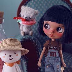 #heathersky #blythe #customblythe #blythecustom #doll #k07 #k07doll