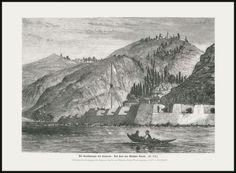 All sizes | 3790 Buch Die Bestigungen des Bosporus: Das fort von Madschar Bornu Wood engraving ca 1875. S. 424 Heft.18 | Flickr - Photo Sharing!