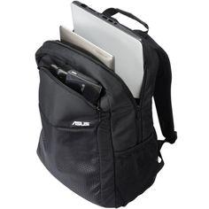 """Asus Argo 16"""" Notebook Sırt Çantası Siyah :: DAİMARKET"""