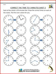 ... on Pinterest | Third Grade Math, Math Worksheets and Telling Time