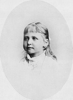 Princess Marie of Hesse, 1878