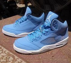 """Custom Air Jordan 5's """"Pantone"""""""