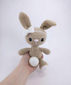 Bryce The Bunny Amigurumi Pattern